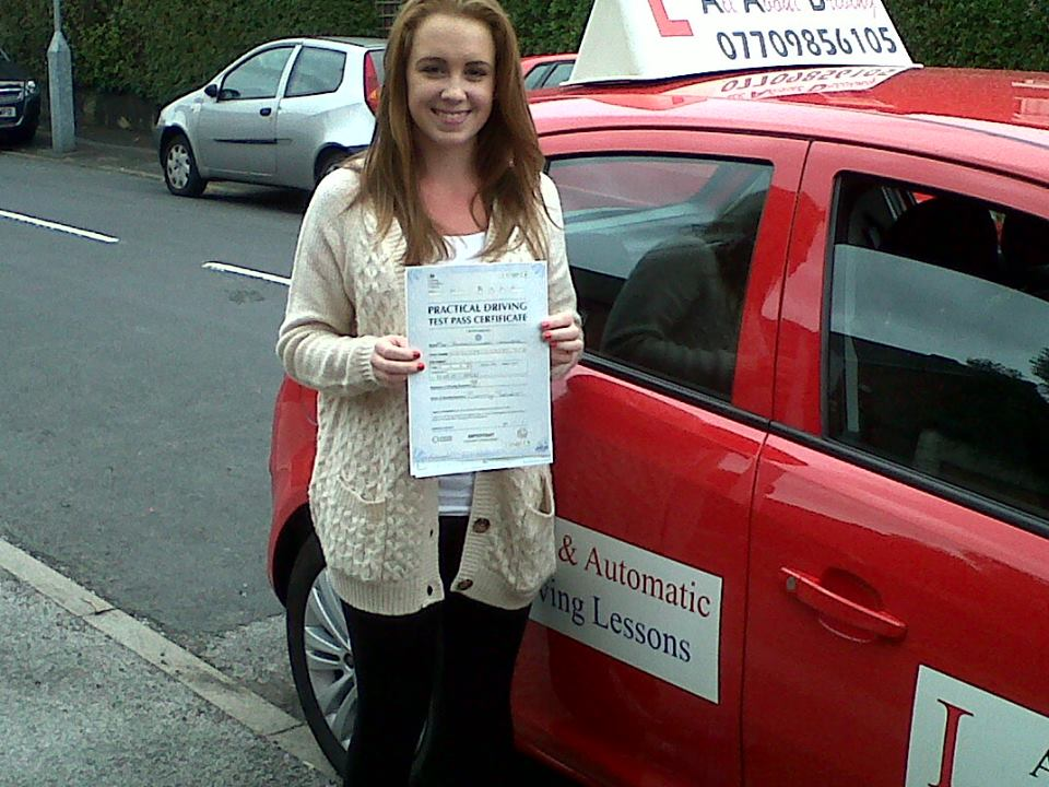 driving instructors in ashton