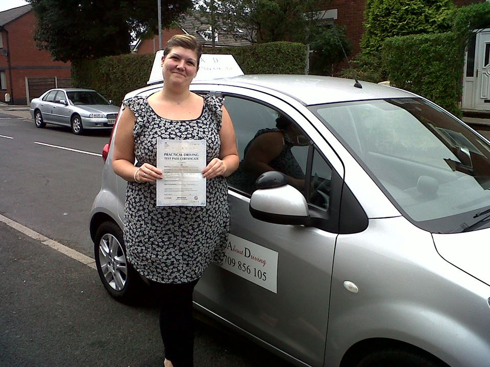 driving lessons in audenshaw