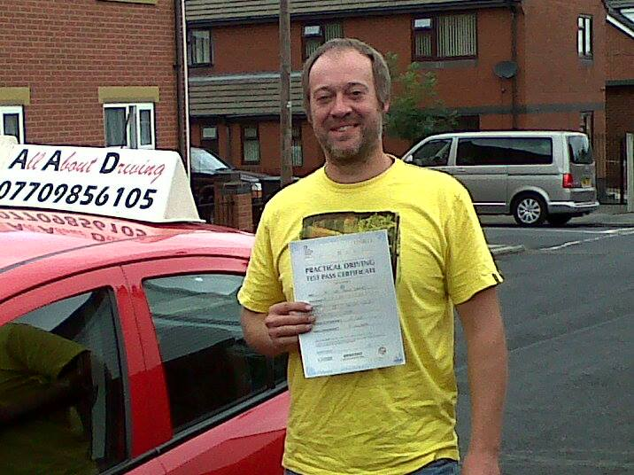 driving school in stalybridge