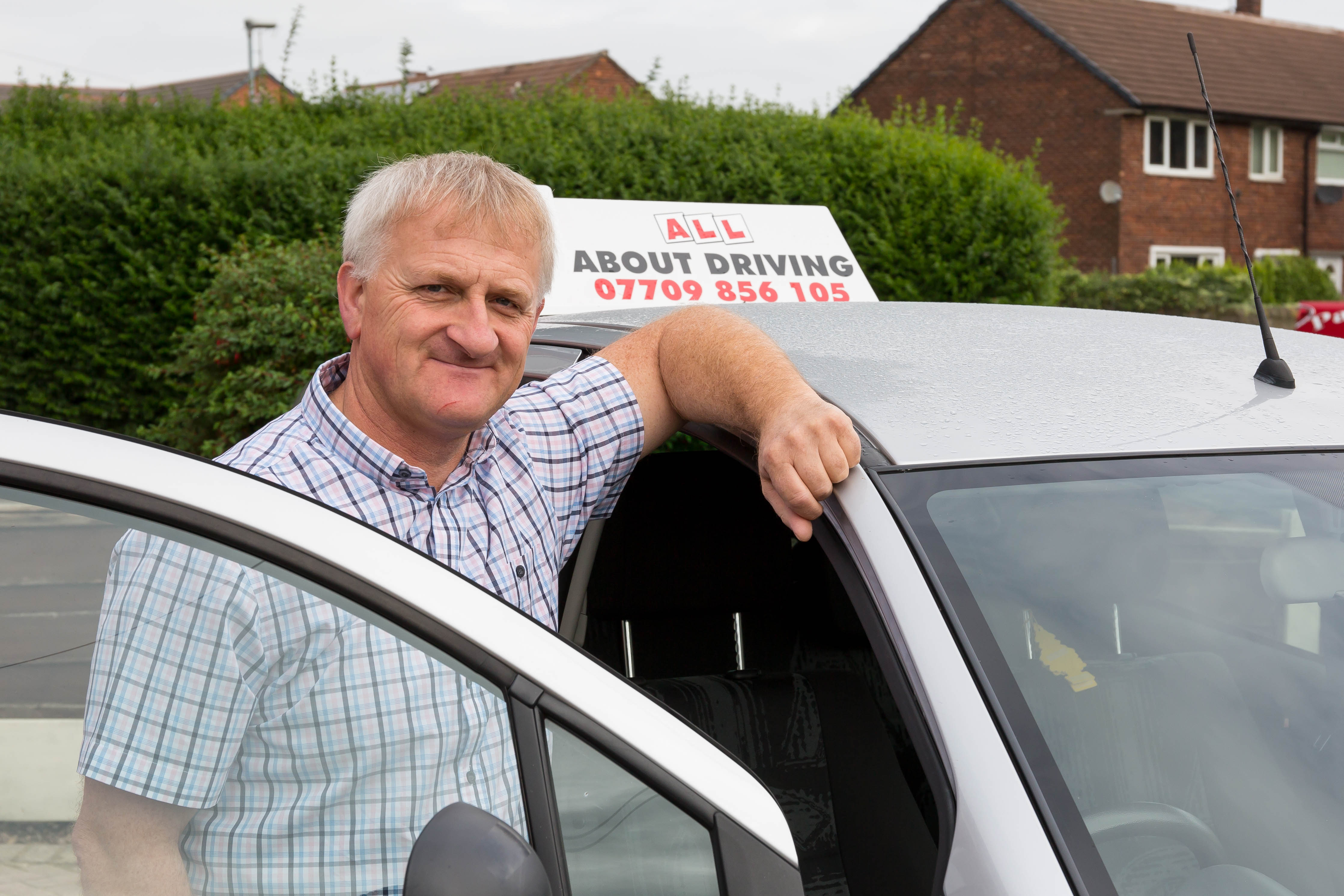 driving lessons in tameside - Meet Vinny