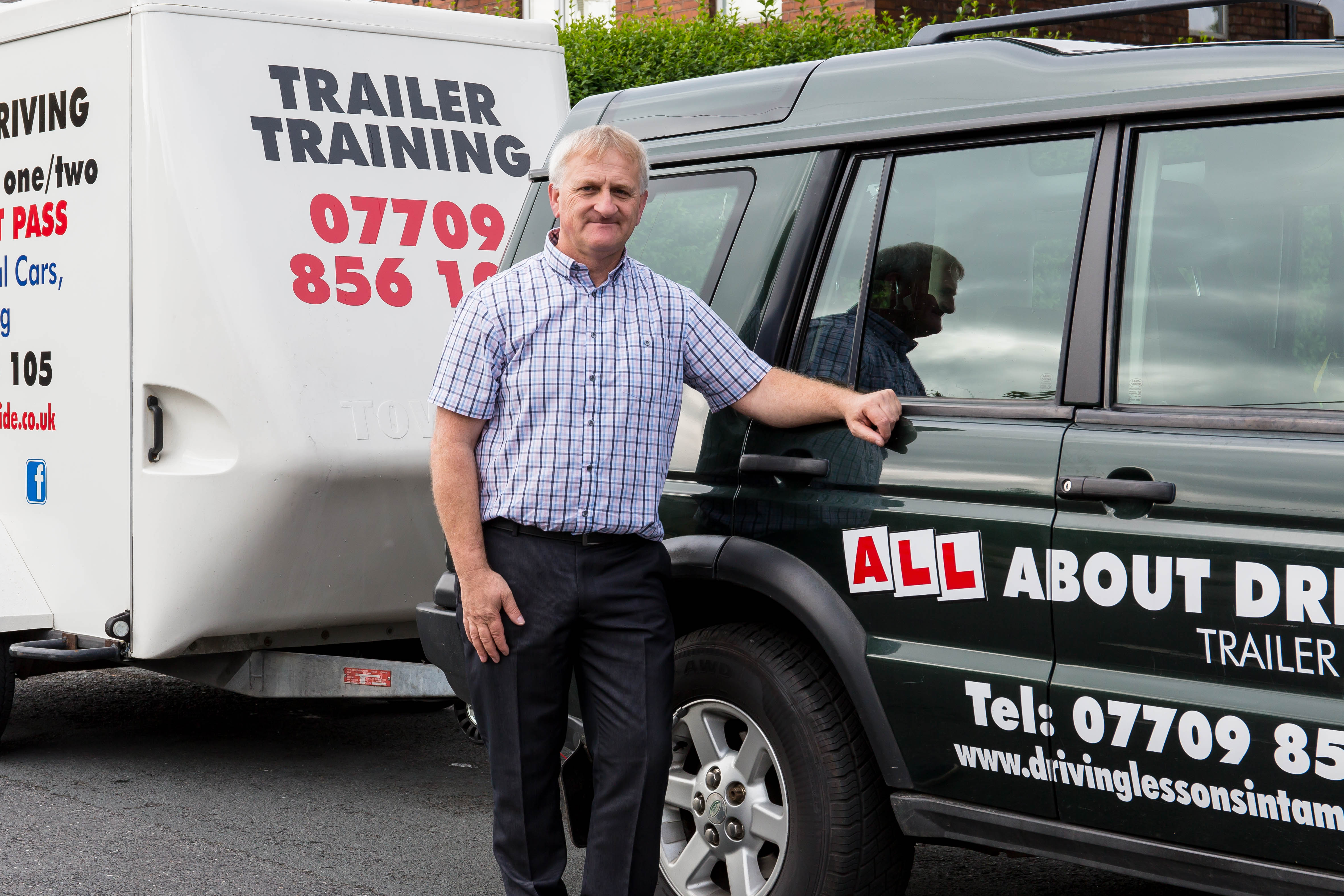 Car and Trailer Training Tameside