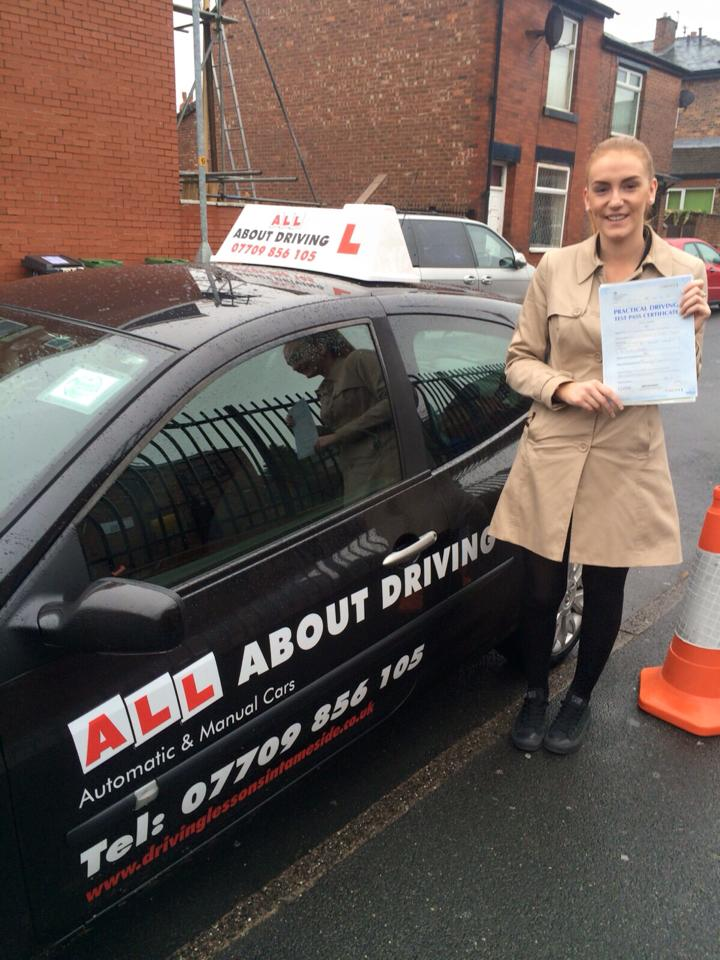 driving lessons tameside