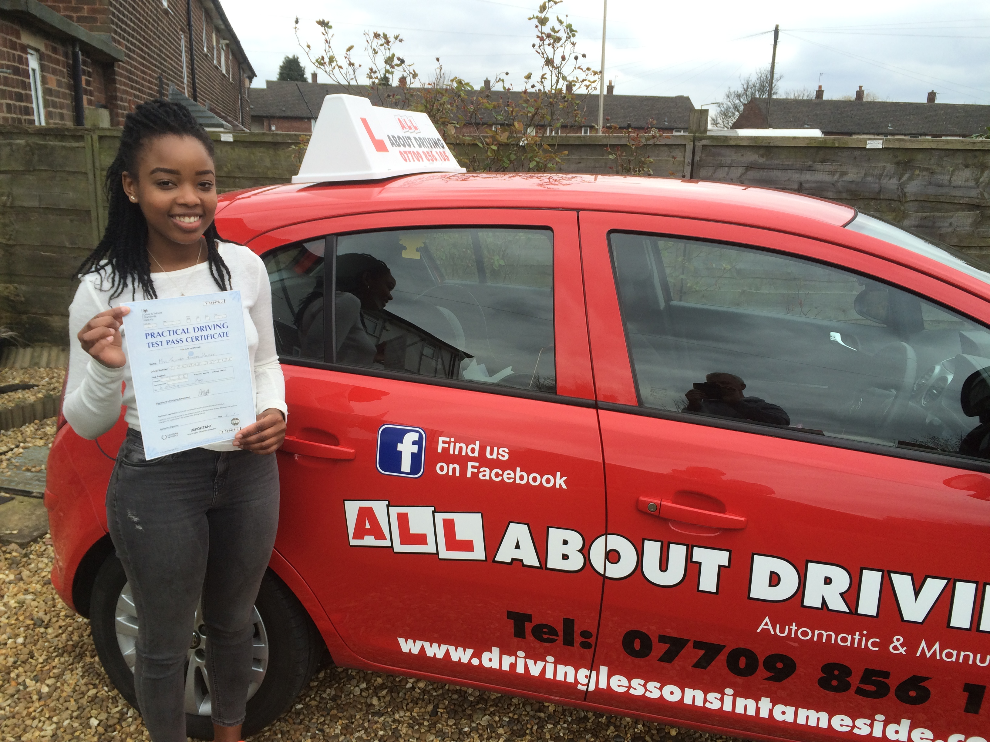 driving lessons in tameside